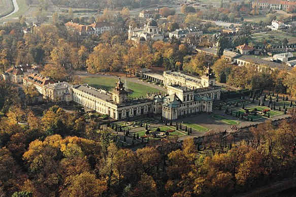 The Wilanów Museum and Palace