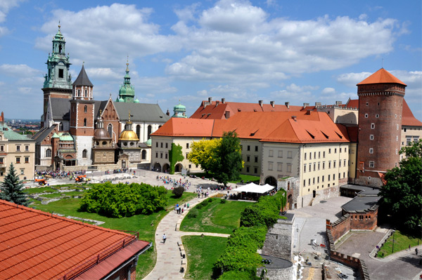 Wawel Castle and Cathedral krakow